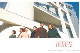 Plaquette IÉSEG 1993