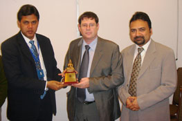 Signature de partenariat avec IMT Ghaziabad, Inde
