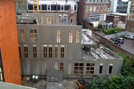 Travaux du bâtiment I 2014