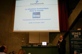 Conférence Boussemart 2007