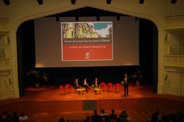 Conférence Danone 2007