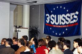 Présentation de l'entreprise 3 Suisses 1998