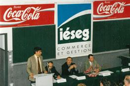 Présentation de l'entreprise Coca Cola 1997