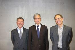 Gérard Nalpas et Marc Delozanne