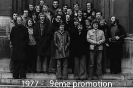 Promotion 1977