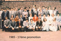 Promotion 1985