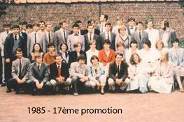 Promotion 1985