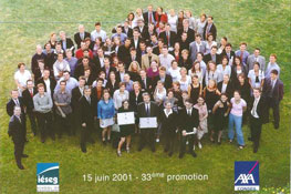 Promotion 2001