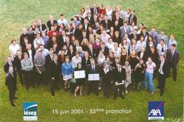 Promotion 2001