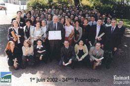 Promotion 2002