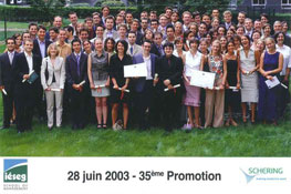 Promotion 2003