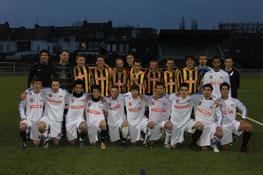 Match de foot des anciens 2013