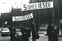2ème soiree IÉSEG 1966