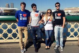Etudiants IÉSEG en Australie 2013