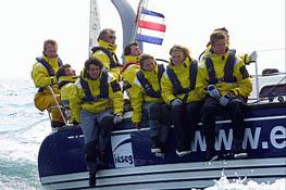 Course croisière Edhec 2002