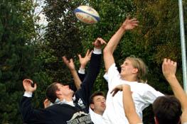 Equipe de rugby 2002