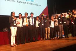 Finale de la compétition nationale Enactus 2013