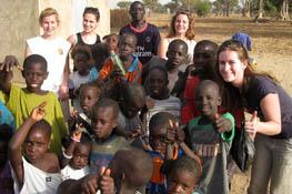 Projet-co au Sénégal 2010